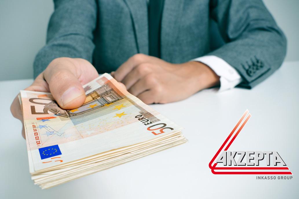 Wir Besorgen Ihr Geld Akzepta Inkasso Group Inkassoservice