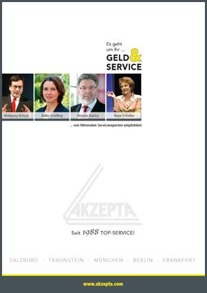 Akzepta Inkasso Group Inkassobüro österreich Inkassobüro Deutschland