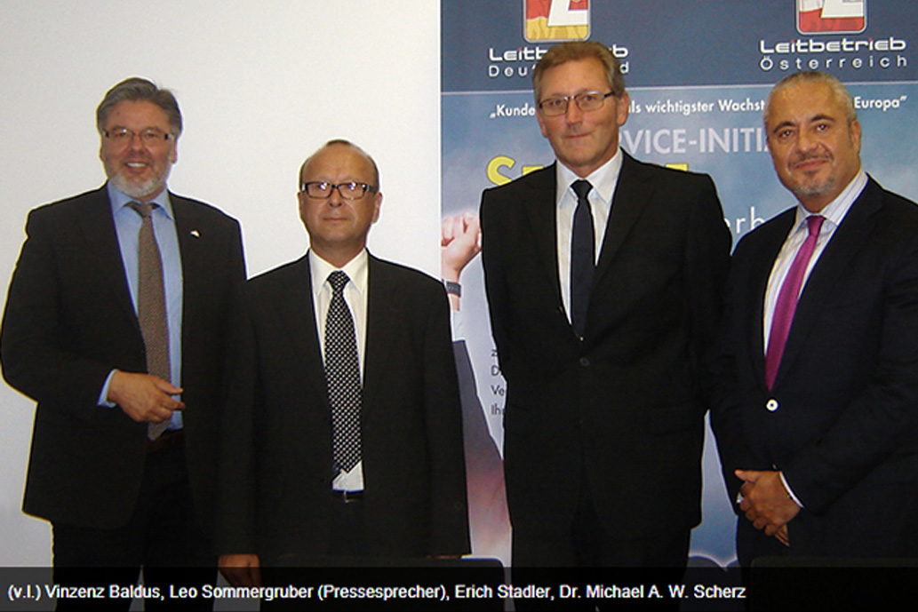 Erich Stadler, Akzepta Group